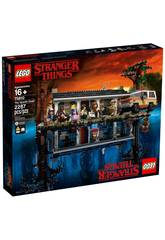 Lego Exclusivas Stranger Things El mundo Al Reves 75810