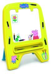 Meu Primeiro Quadro Peppa Pig Fábrica de Brinquedos 52199