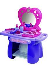 Meu Primeiro Toucador Lovely Princess Fábrica de Brinquedos 84208