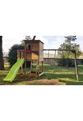 Kinderspielplatz Taga mit Doppelschaukel Masgames MA700305