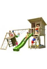Aire de Jeux Beach Hut avec Challenger Masgames MA812301