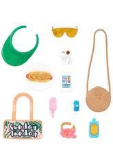 Barbie Accesorios de Moda Sunday Funday Mattel GHX33