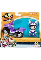 Top Wing Véhicule et Figurine Betty Hasbro E5824