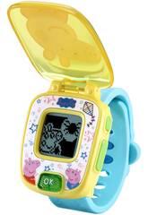 Peppa Pig Reloj Azul Vtech 526067