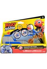 Ricky Zoom Lançador e Veículo Bizak 3069 2038