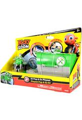 Ricky Zoom Push Pop Playset Bizak 3069 0030