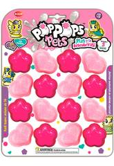 Pop Pops Pets Pack Superdeluxe de 16 Bizak 6327 3004