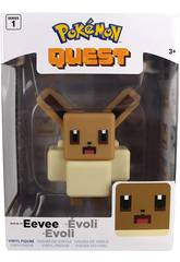 Pokemon Quest Figura Vinile Bizak 6322 9769