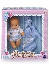 Barriguitas Kit de Bébé avec Petits Vêtements Famosa 700015697