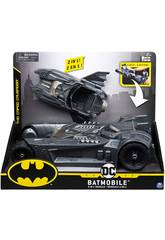 Batman Batmobile 2 en 1 Bizak 6192 7810