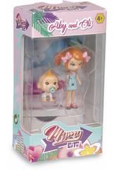 Figur Mimy City Serie 1 Aby & Oli von Famosa 700015444
