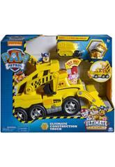 Patrulla Canina Camión Ultimate de Construcción Bizak 6192 6769