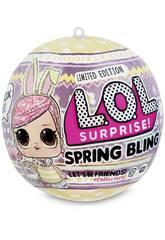 LOL Surprise Edición Limitada Spring Bling Giochi Preziosi LLUC5000