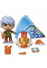 Pinypon Action Set Paraquedista Famosa 700015051