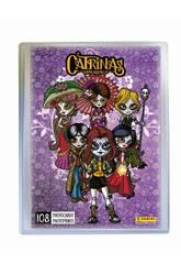 Catrinas Underworld Classeur Fotocards Panini 3911AE