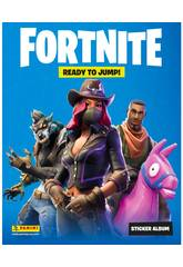 Fortnite Album Panini 3824AE