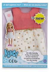 Nancy Une Journée Trendy Robe d'Étoiles Famosa 700014114
