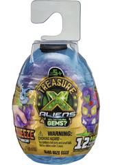 Treasure X Serie 2 Aliens Huevos Famosa 700015742