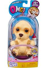 Little Live Pets OMG Cachorro Labbie Famosa 700015739