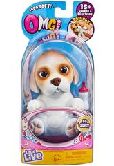 Little Live Pets Omg Petit Chien Beega Famosa 700015739