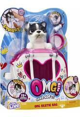 Little Live Pets Omg Sac à Main avec Chien Famosa 700015503