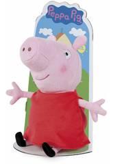 Peluche Peppa Pig 27 cm. Famosa 760011862
