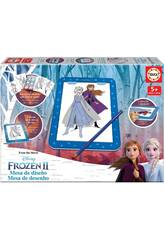 Frozen 2 Mesa de Design Educa 18369