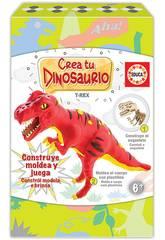 Erstelle und Baue dein T-Rex Educa 18352