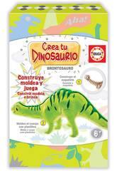 Crea y Moldea Tu Brontosaurio Educa 18364