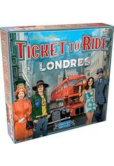 ¡Aventuriers à Ce Train! Londres Asmodee DW722461ML