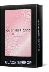 Black Mirror Chute en Piqué Asmodee FPCBM01ES