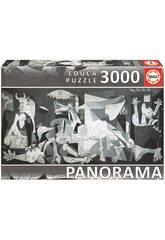 Puzzle 3000 Guernica, Pablo Picasso