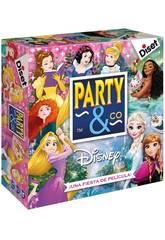 Party & Co Disney Prinzessinen von Diset 46506