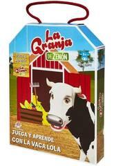Die Farm Von Zenón Spiele Und Lerne Mit Vaca Lola von Bandai EB81202