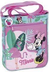 Saco de ombro Minnie Mouse Safta 611912431