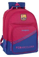 Mochila Doble Adaptable a Carro F.C. Barcelona Safta 611925560