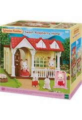 Sylvanian Families La Petite Maison Framboise Epoch Para Imaginar 5393