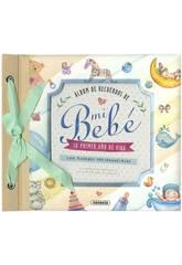 Álbum de Recuerdos Mi Bebé Susaeta S3412002