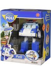 Robocar Poli Transforming Robot Toy Partner 83158