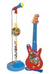 Superzings Micro y Guitarra Reig 2420