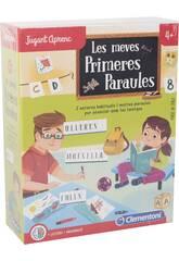Jugant Aprenc Les Meves Primeres Paraules Clementoni 55369