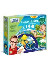 Laboratorio de Astronomía Planeta Tierra Clementoni 55354.9