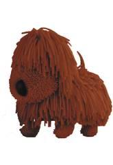 Jiggly Pup Petit Chien Marron Famosa 700015770