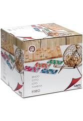 Bingo Deluxe in Legno Cayro 635