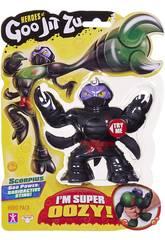 Heroes Of Goo Jit Zu Figura Scorpius Bandai 41027