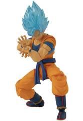 Dragon Ball Super Evolve Figura Goku Super Saiyan God Bandai 36271