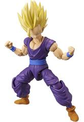 Dragon Ball Super Figurine Deluxe Super Saiyan 2 Gohan Bandai 36186