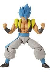 Dragon Ball Super Figura Deluxe Super Saiyan Blue Gogeta Bandai 36187