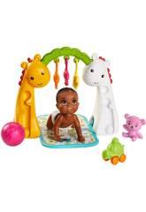 Barbie Skipper Canguro di Bebè Ora di Gattonare Mattel GHV85