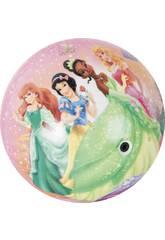 Pelota 13 cm. Princesas Disney Mondo 1112